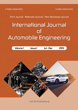 International Journal of Automobile Engineering