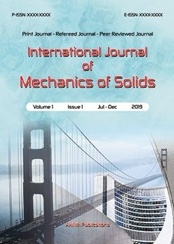 International Journal of Mechanics of Solids