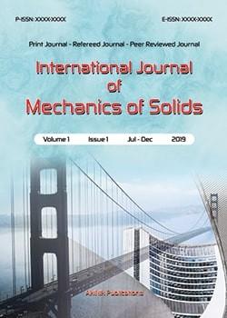 International Journal of Mechanics of Solids